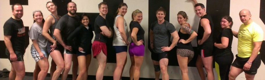 Kate's BDay aka Short Shorts Workout