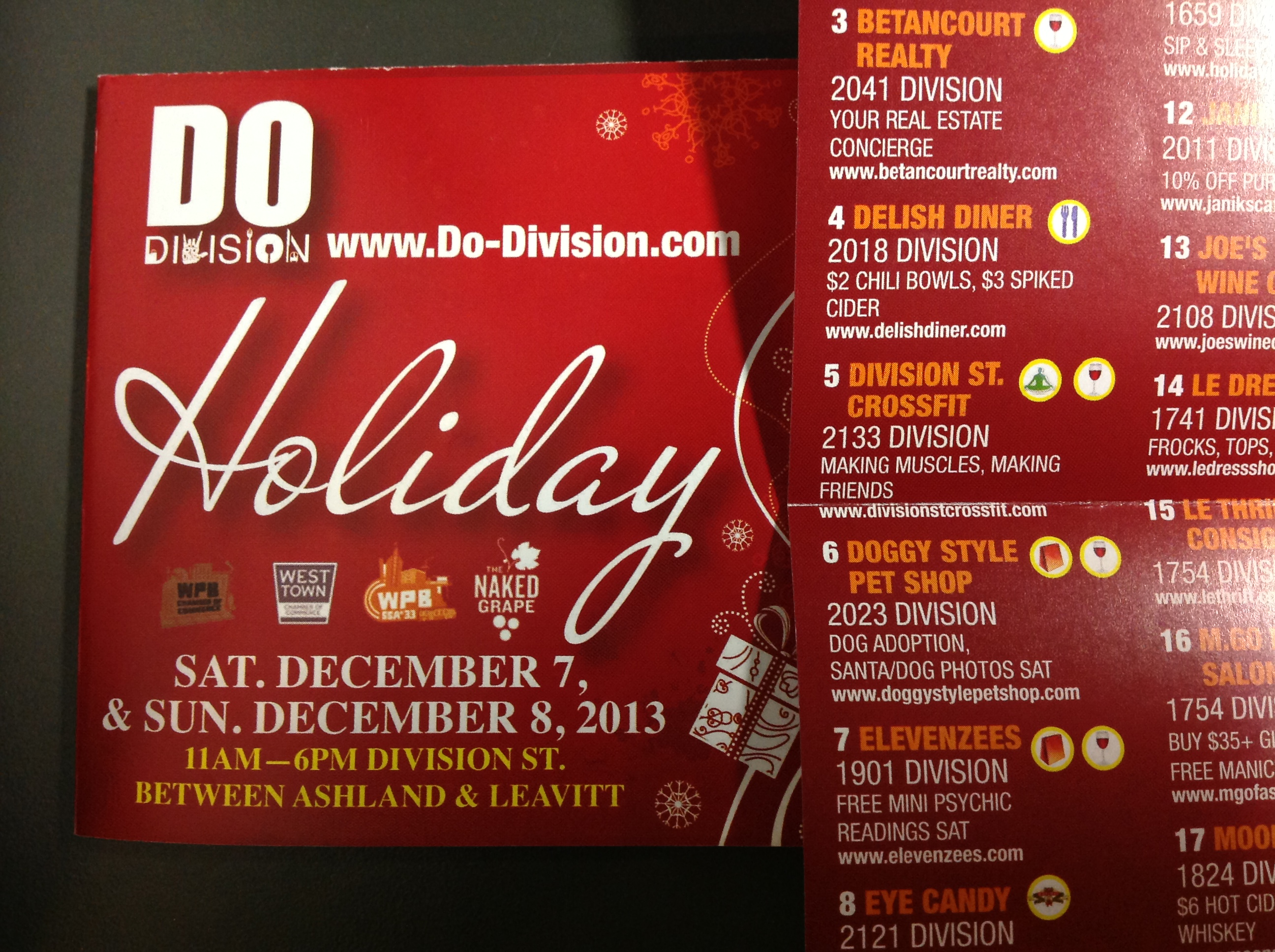 Do-Division Holiday – Division St  CrossFit | Chicago, IL