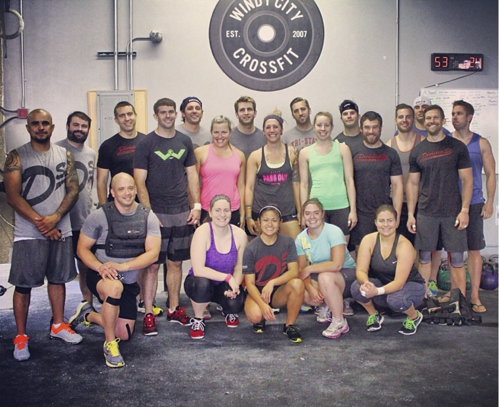 Murph Day 2014 Instagram Splice