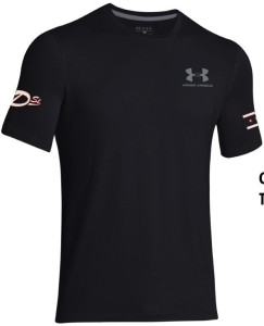 UA Charged Cotton Sportstyle Tri-Blend Tee (men's)