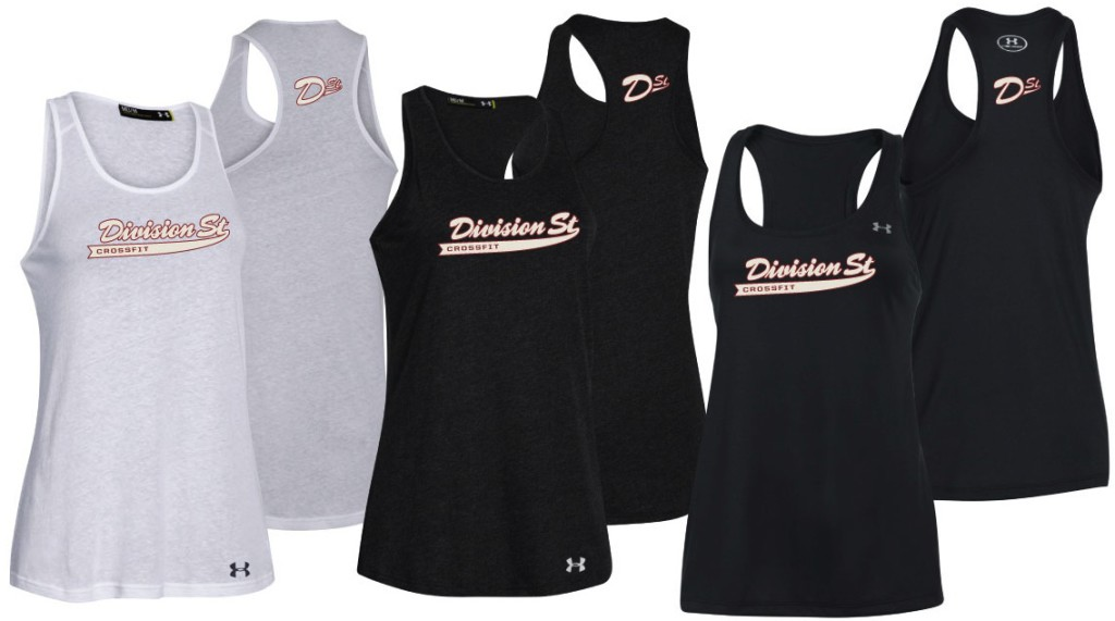 UA Tanks (women's)