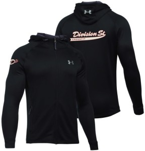 UA Tech Terry Full Zip (men's)