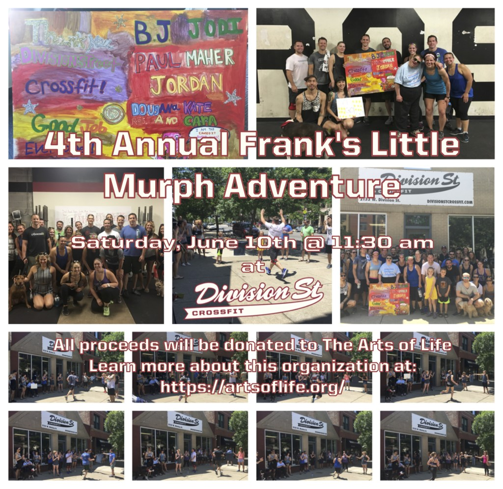 4th Annual Frank's Little Murph Adventure